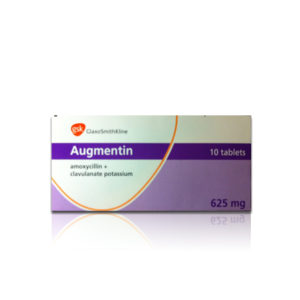 Augmentin Tablets 625mg